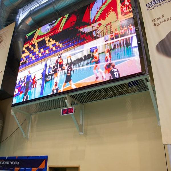 Экраны для арен